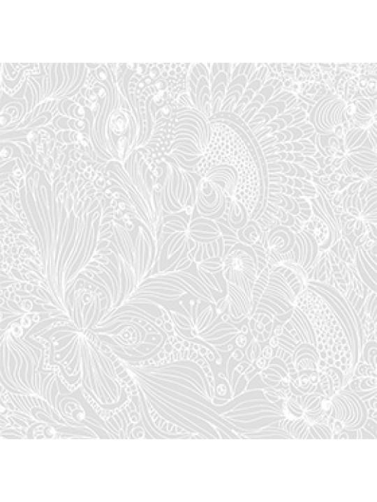 Кассетные рулонные шторы Benthin М Авенсис белый