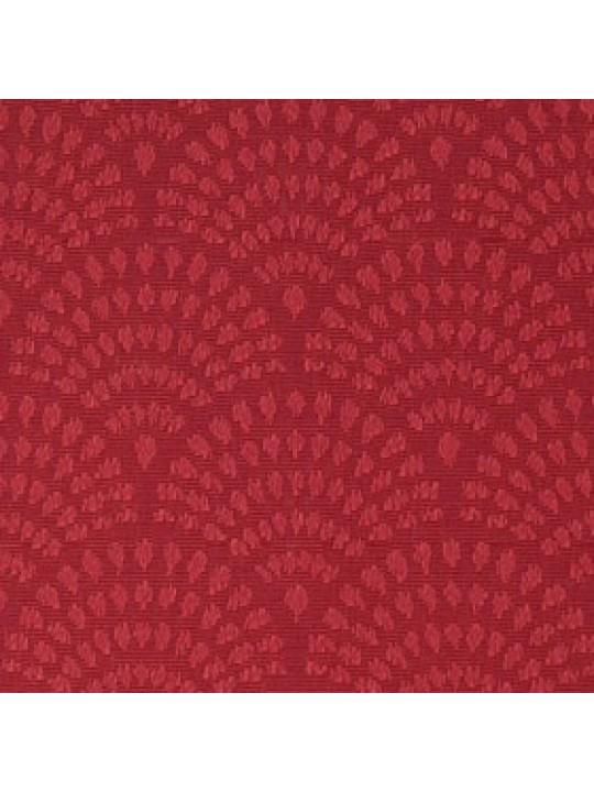 Кассетные рулонные шторы Benthin М Ажур красный