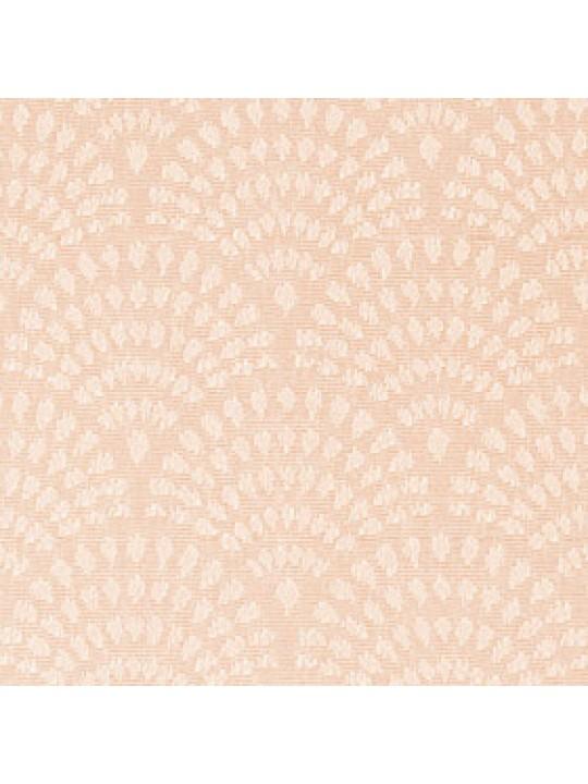 Кассетные рулонные шторы Benthin М Ажур персиковый