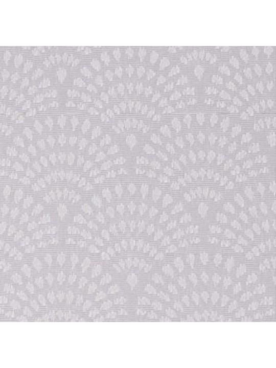 Кассетные рулонные шторы Benthin М Ажур светло-серый