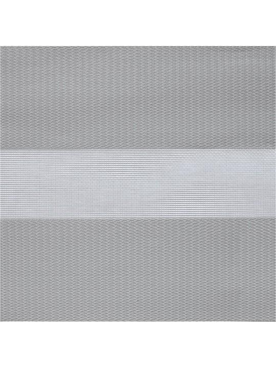Кассетные шторы Зебра Benthin М Скрин серый