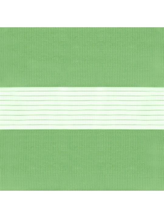 Рулонные жалюзи Зебра Уни-2 Стандарт салатовый
