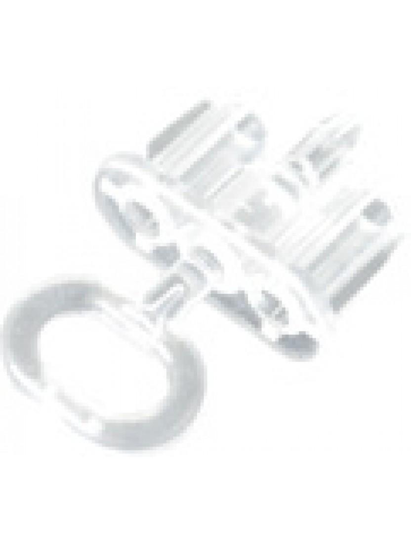 Крышка нижняя боковая ГКС, прозрачная