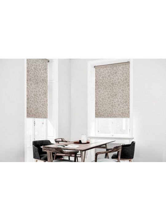 Рулонные шторы FixLine: готовые решения для стандартных окон