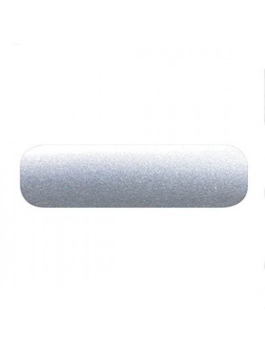 Автоматические горизонтальные алюминиевые жалюзи 16 мм серебро металлик