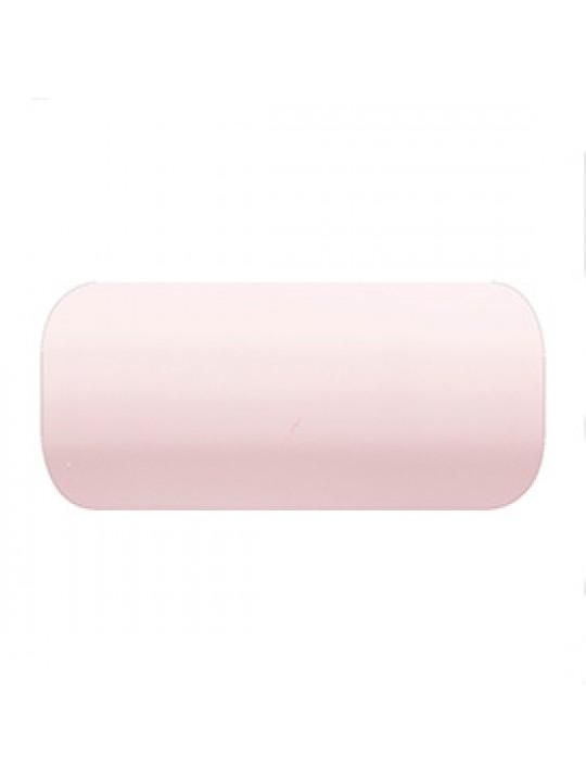 Автоматические горизонтальные алюминиевые жалюзи 25 мм бледно-розовый