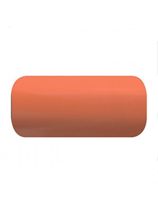 Автоматические горизонтальные алюминиевые жалюзи 25 мм оранжевый