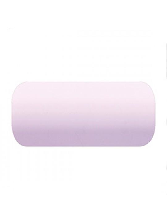 Автоматические горизонтальные алюминиевые жалюзи 25 мм св. розовый