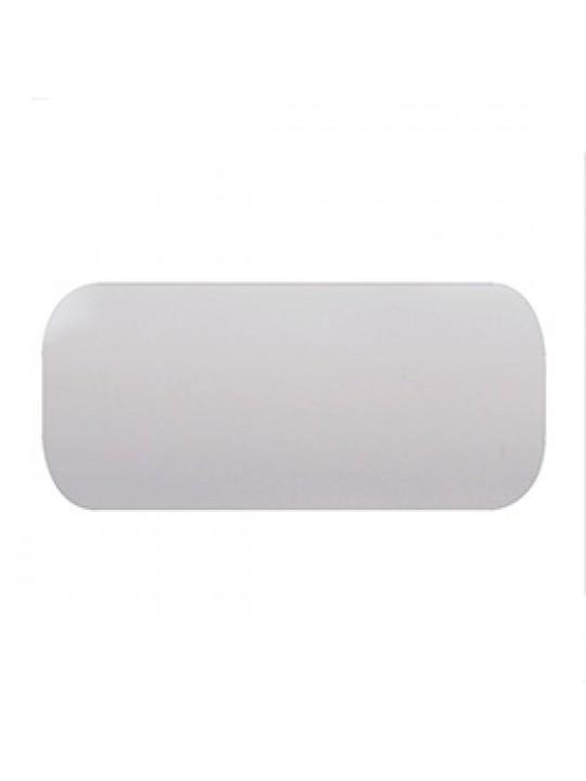 Автоматические горизонтальные алюминиевые жалюзи 25 мм св. серый