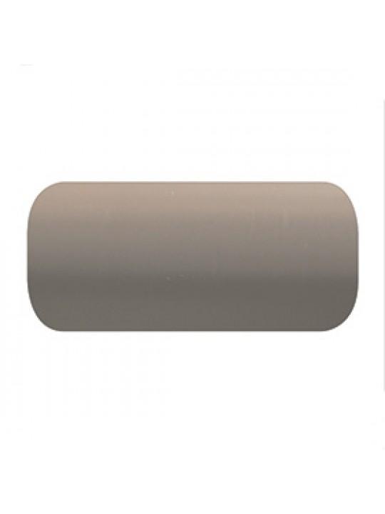 Автоматические горизонтальные алюминиевые жалюзи 25 мм темно-бежевый
