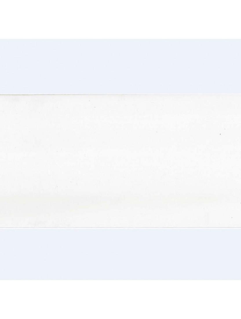 Горизонтальные деревянные жалюзи 50 мм павловния белый