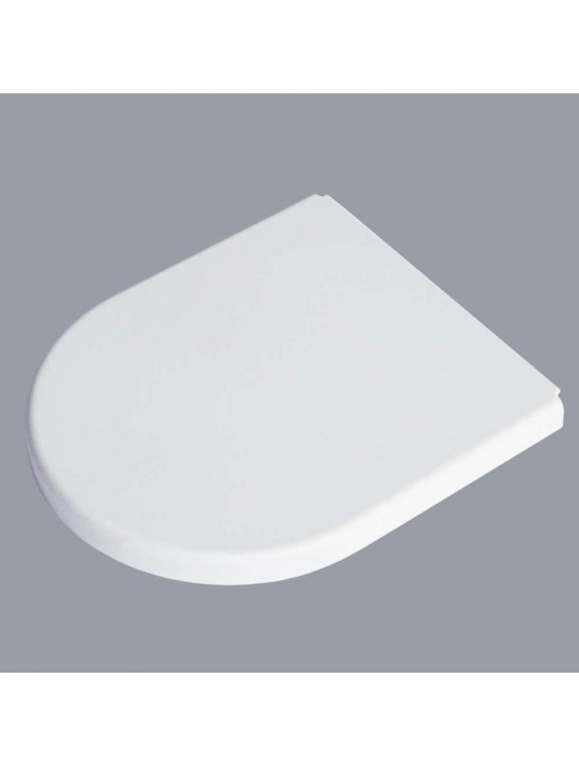 Крышка кронштейна 45, белая