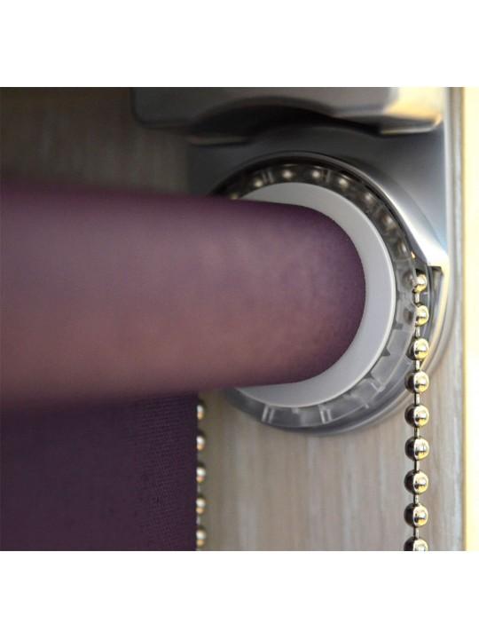 Механизм управления 29 мм, матовый хром, комплект