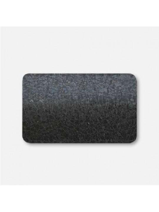 Горизонтальные алюминиевые жалюзи 25 мм графит кварц