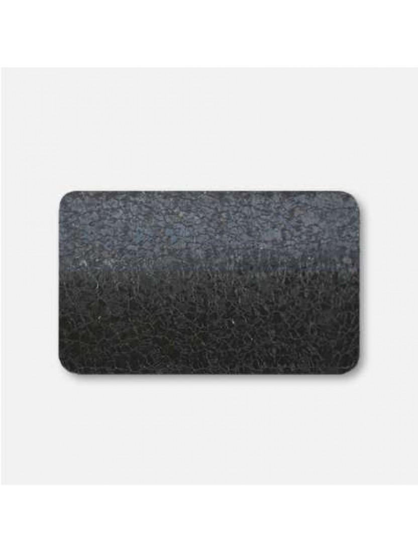 Межкомнатные горизонтальные жалюзи 25 мм графит кварц