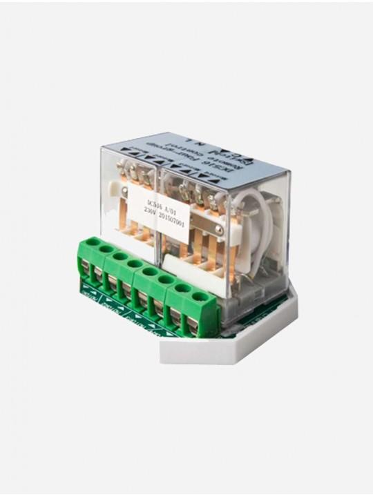 Реле групповое DC516 на 4 привода, 220В