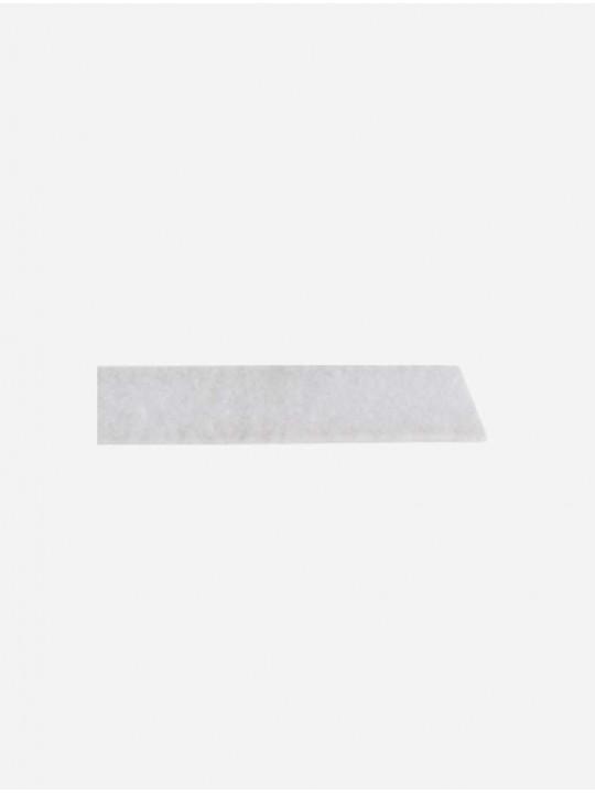Застежка самокл.белая 25мм hook 1м