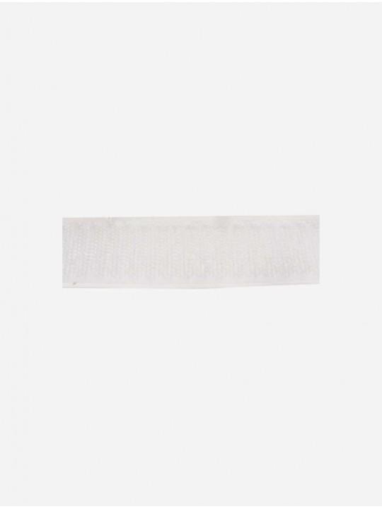 Застежка самокл.белая 25мм loop 1м