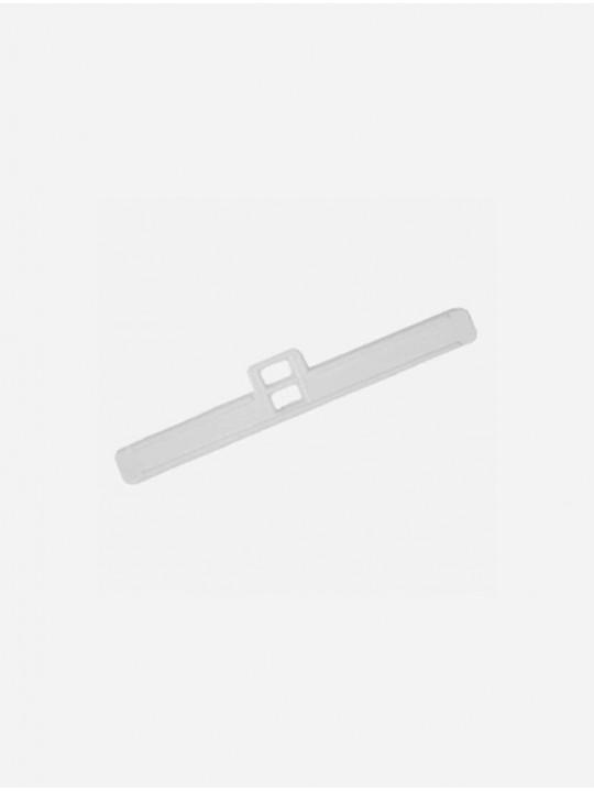 Держатель ламели  для вертикальных жалюзи с двойным ушком С
