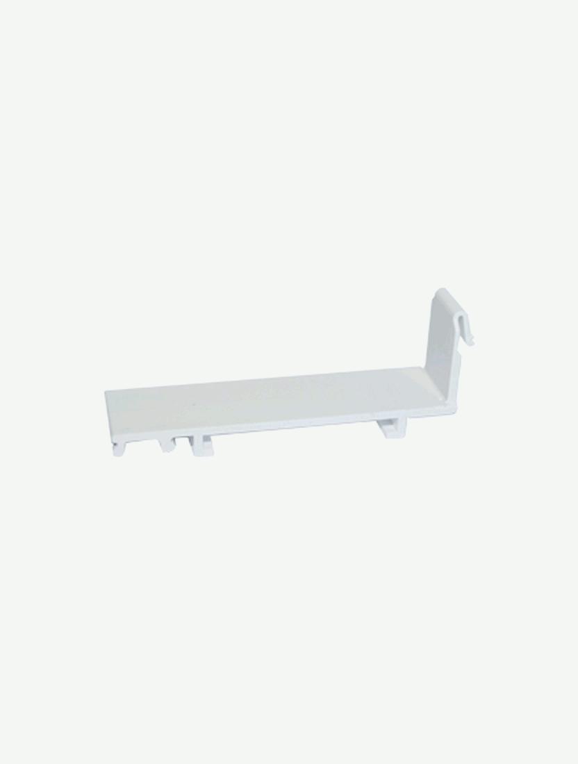 Кронштейн накидной, регулируемый MINI Зебра белый