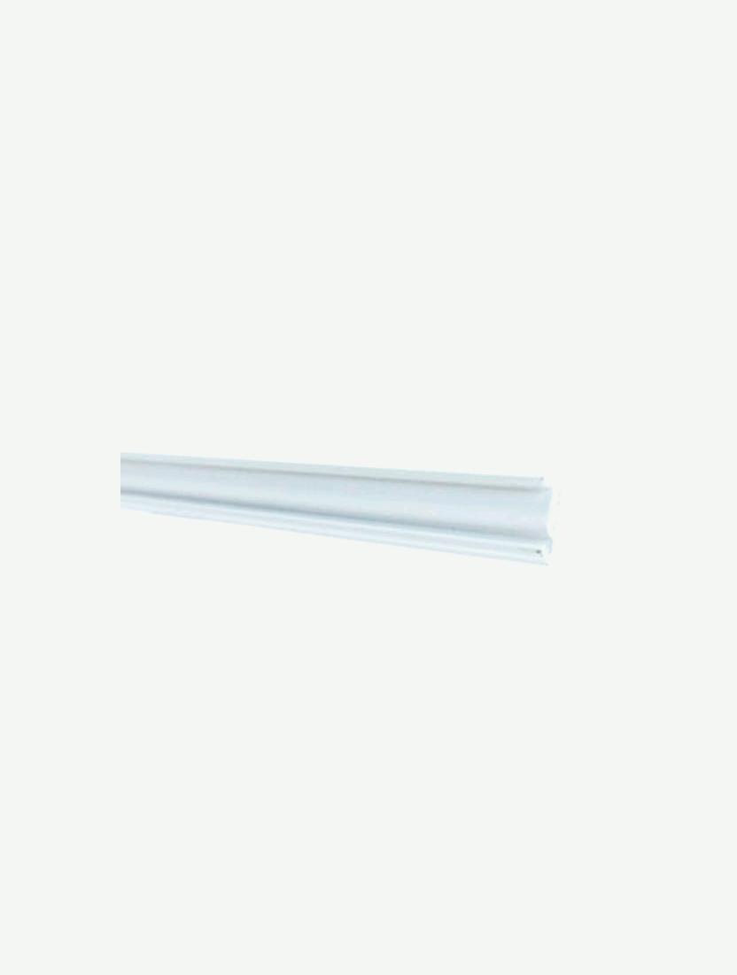 Профиль дополнительный для UNI Зебра белый