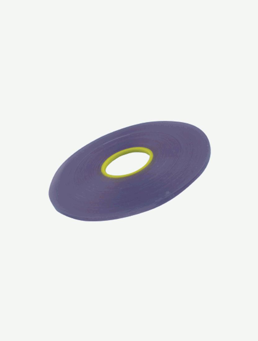 Пластиковая полоса-фиксатор клейкая 7 мм
