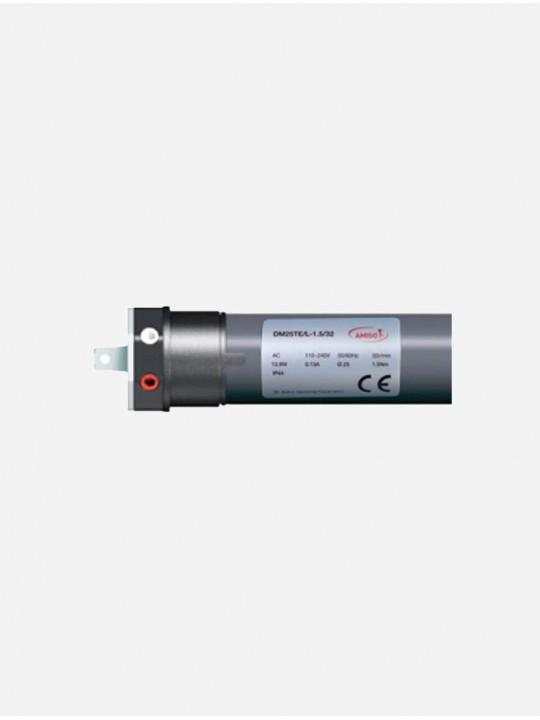 Привод DM35S-6/28, 230В, МК  для рулонных штор LVT 55мм