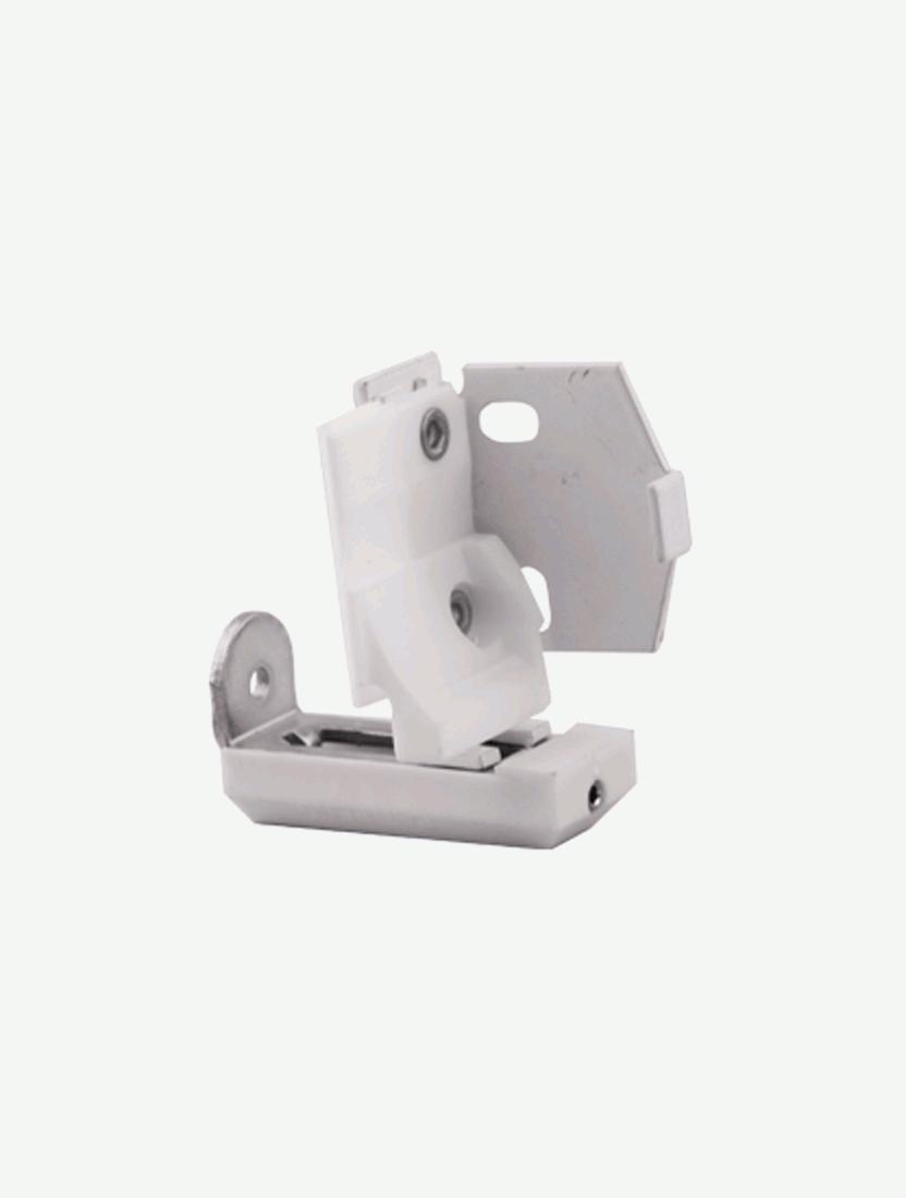 Кронштейн верхний для наклонных окон ПВХ (HD)