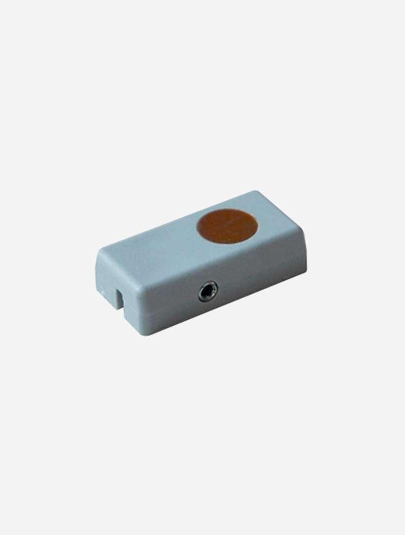 Кронштейн подоконный для шнура магнитный, в цв. ассотрименте
