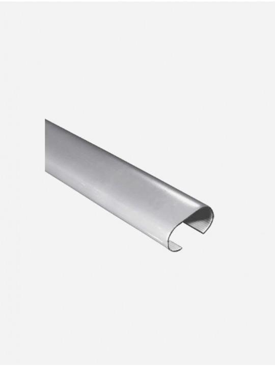 Карниз нижний 4м Холис, металлик
