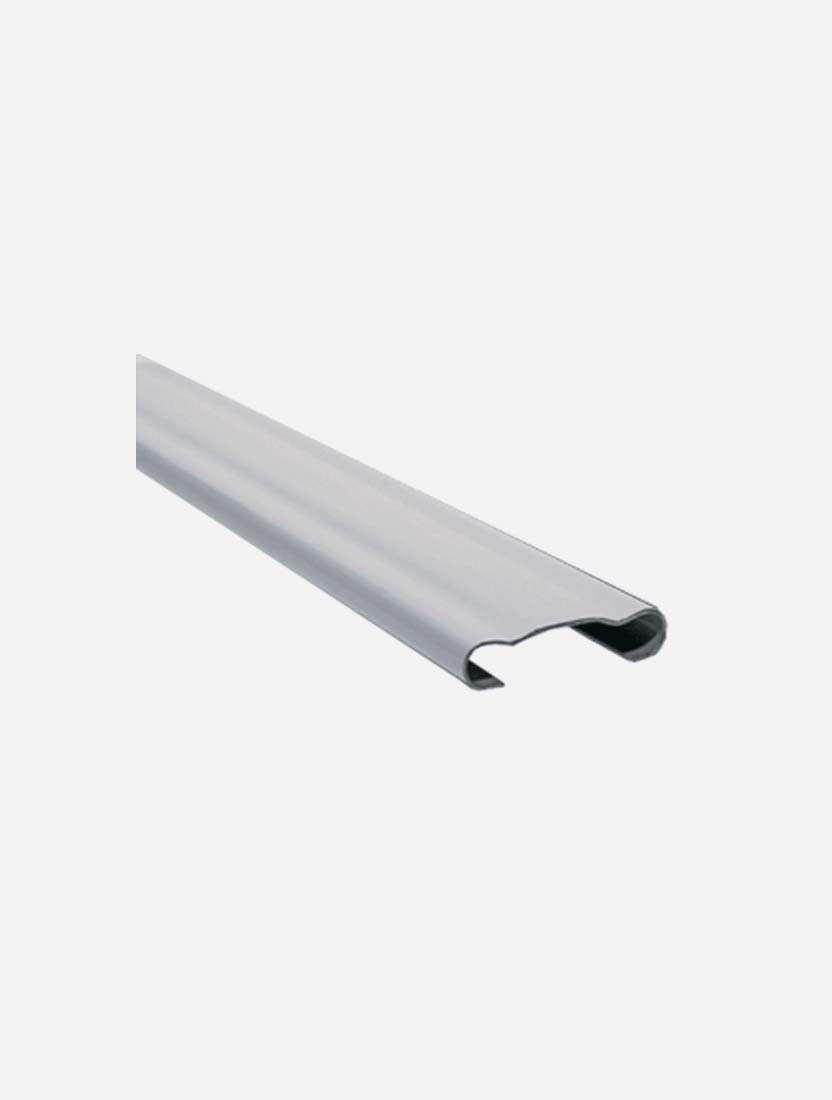 Карниз нижний Магнум 4м, серый