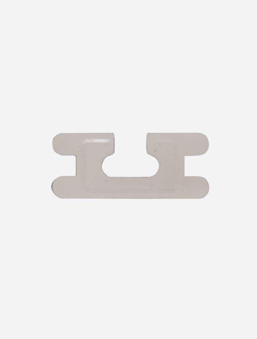 Клипс Магнум 25 мм белый