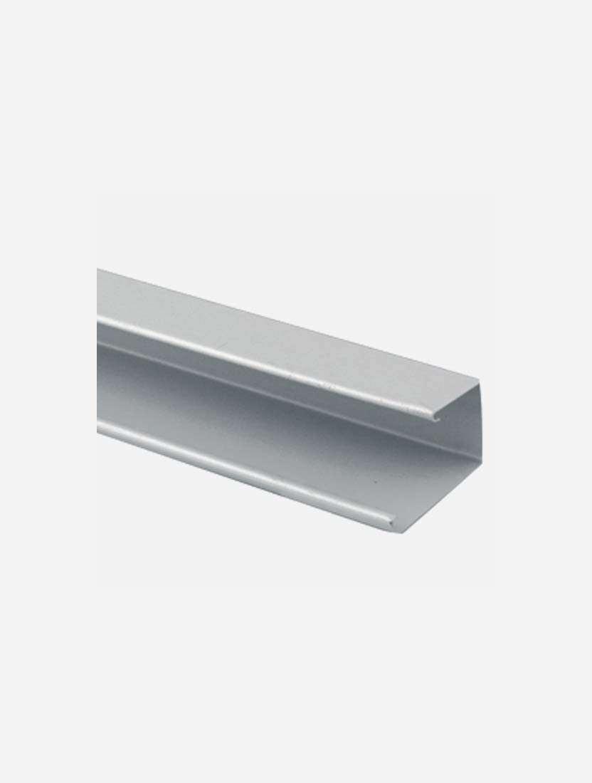 Карниз верхний (ГКС) 4м, серый