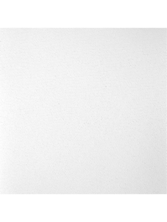 Вертикальные тканевые жалюзи Плэйн блэкаут белый