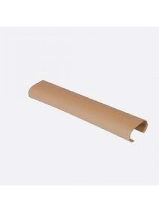 Карниз нижний (ГКС) 4м, коричневый