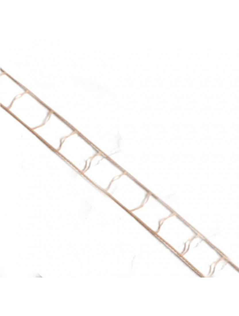 Лесенка для 25мм, 18x28, (ГКС)  золотой дуб