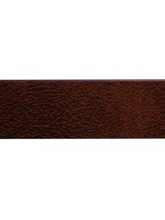 Горизонтальные деревянные жалюзи 25 мм Шагрень коричневый