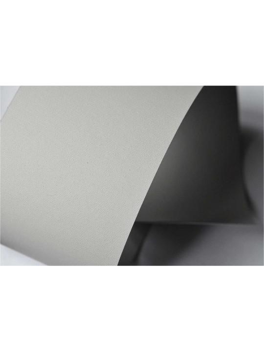 Вертикальные тканевые жалюзи Плэйн блэкаут серый