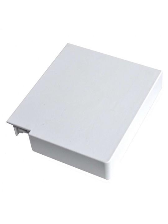 Крышка кассеты правая (Benthin L), белая