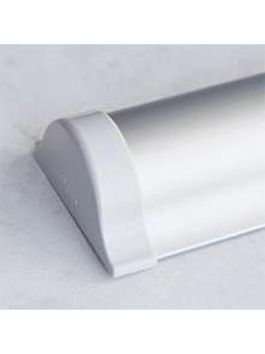 Короб серебро UNI 1м