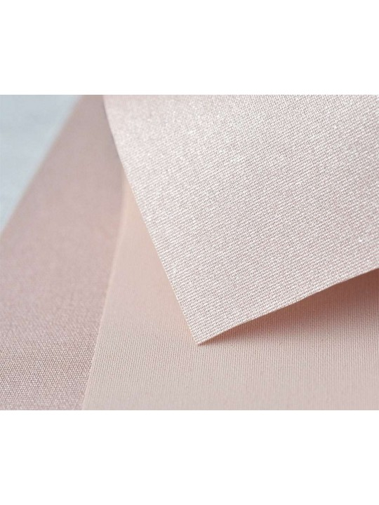 Вертикальные тканевые жалюзи Перл персиковый