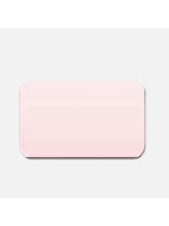 Горизонтальные алюминиевые жалюзи 25 мм розовый бледный