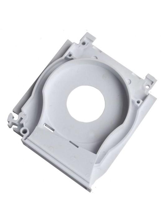 Заглушка боковая под цепь, левая кассеты L, белая
