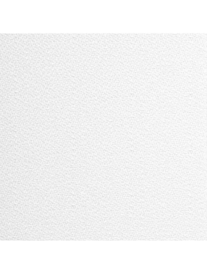 Вертикальные тканевые жалюзи Креп белый