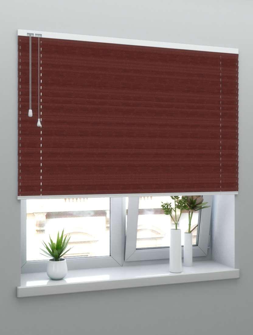 Классические деревянные жалюзи 50 мм красное дерево