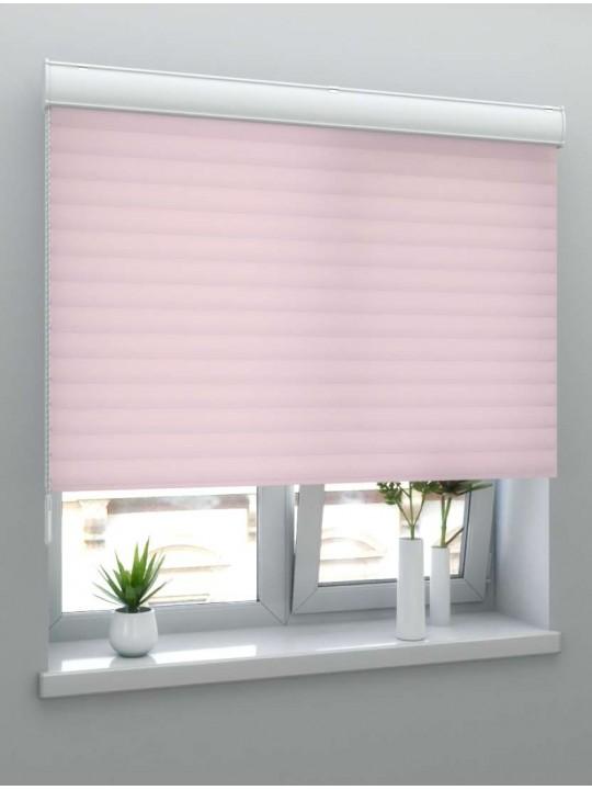 Жалюзи Мираж 55 мм Соната розовый