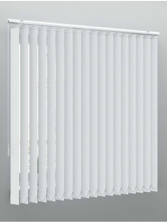 Вертикальные пластиковые жалюзи Стандарт белый