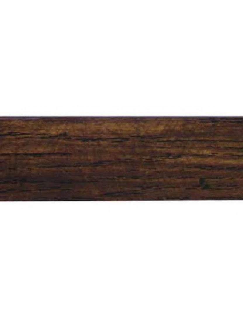 Горизонтальные деревянные жалюзи 50 мм Махагон