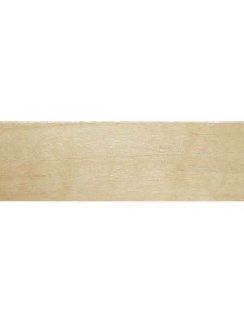 Горизонтальные деревянные жалюзи 50 мм Натуральное дерево