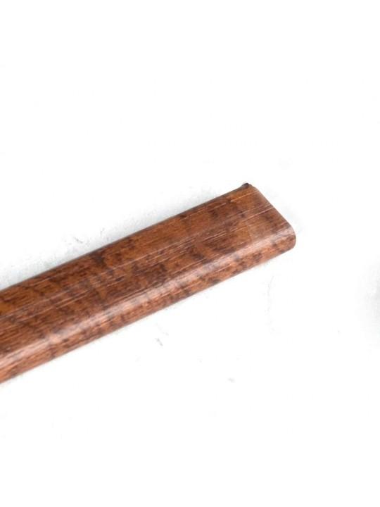 Карниз нижний (ГКС) 4м, золотой дуб